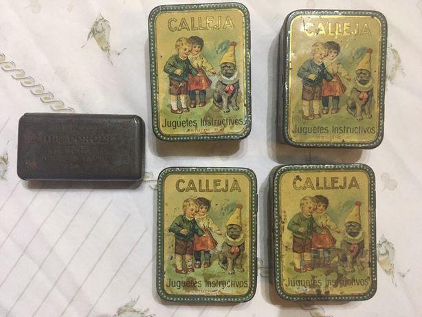 Caixas vintage