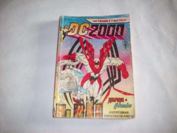 """Livro de Banda Desenhada / Aventuras – """"DC 2000- Rapina & Columba"""""""
