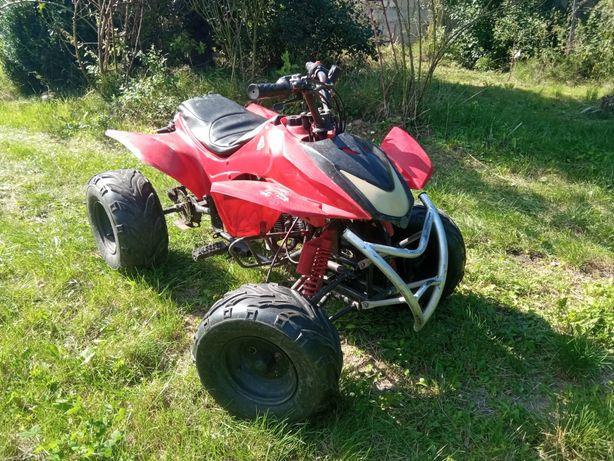 Quad jumper 110cc skrzynia 1+1