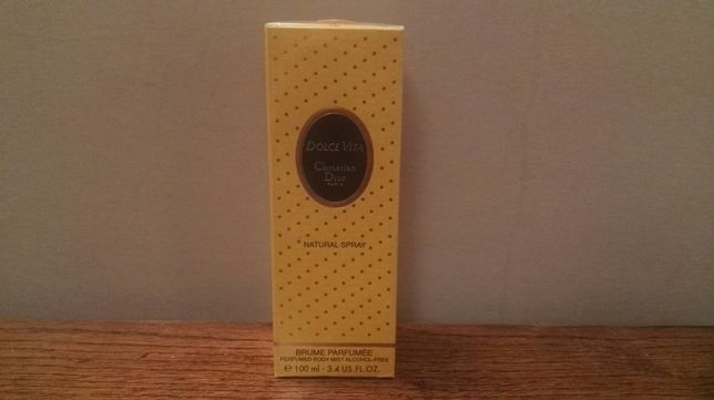 Perfumy Dior Dolce Vita Brume Parfumee 100ml Spray Christian Dior