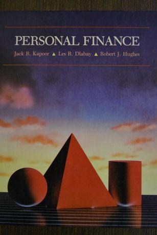 Книга Personal Finance на англійській мові