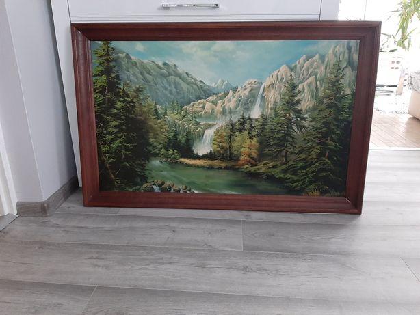 Duży obraz 110/70 cm