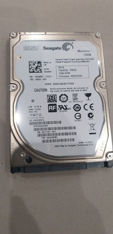 """Disco Seagate SATA 750GB 2.5"""""""