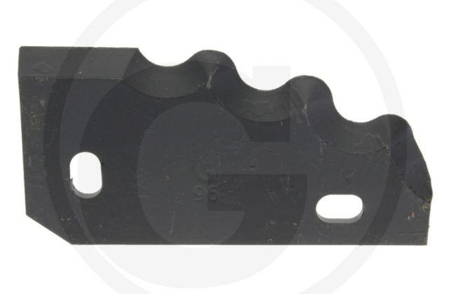 Nóż do paszowozu Unifeed Lewy 70-115 Granit Germany