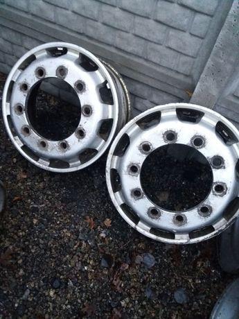 Felgi ciężarowe aluminiowe 9.00x22.5