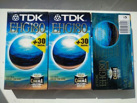 Касети Нові TDK 210хв