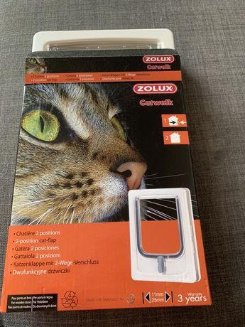 Drzwiczki dla kota