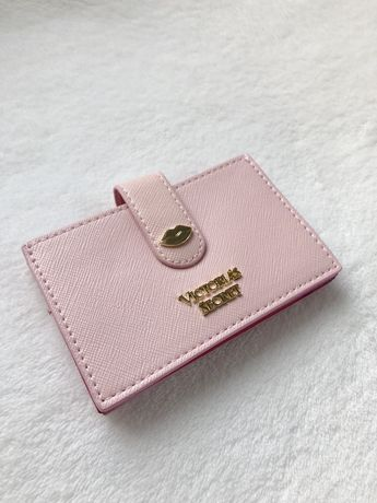 Nowe etui na karty Victoria's Secret Victoria portfel brelok portfelik
