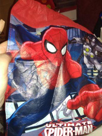 школьный мешок для обуви спайдермен spiderman