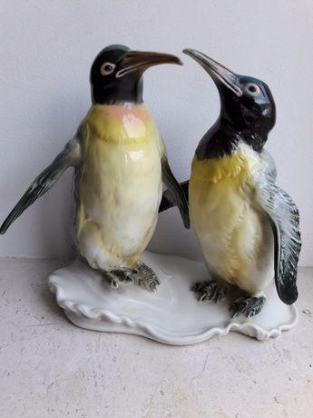 Имераторские пингвины, KARL ENS, ГЕРМАНИЯ, 1950 ГГ