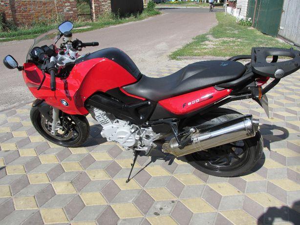 Мотоцикл BMW F800S без пробега по Украине растаможен