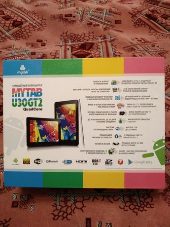 Планшет Cube Mytab U30GT2 10 дюймов