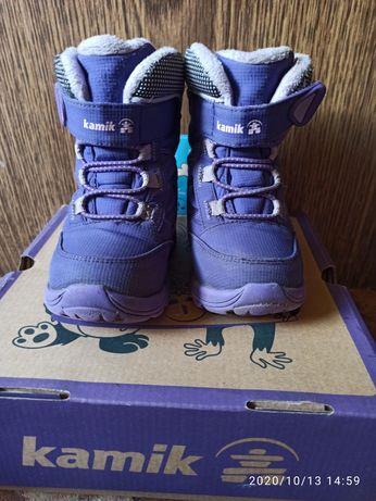 Kamik ботинки зимние