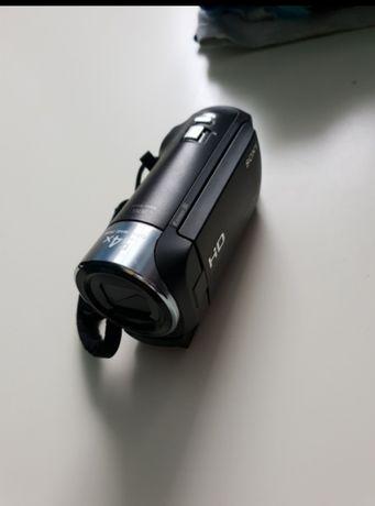 NOWA KAMERA SONY HDR-CX240E +statyw, pokrowiec, karta