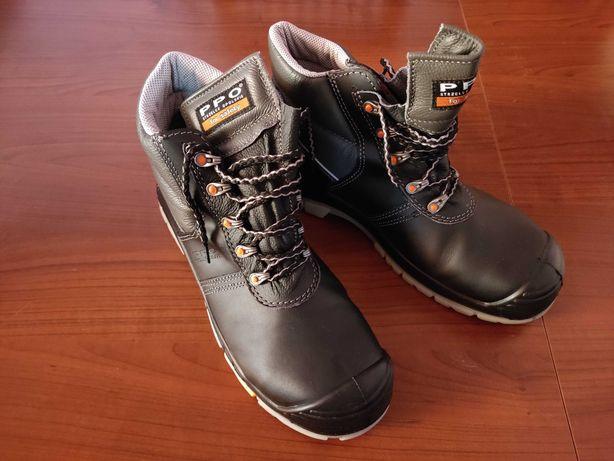 Buty robocze trzewiki Strzelce Opolskie PPO 705 rozmiar 43