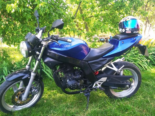 Продам Спортбайк мотоцикл Geon Stinger