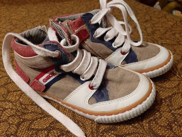 Buty chłopięce Geox 28