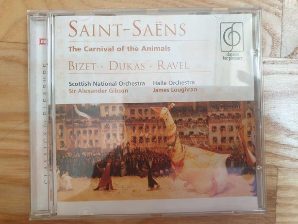 Saint-Saens Bizet Dukas Ravel Wwa CD