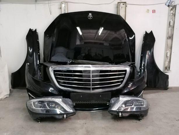Разборка Mercedes W169, W176, W245, W246, W205, W204, W207, W212, W213