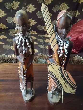 Африканські статуетки