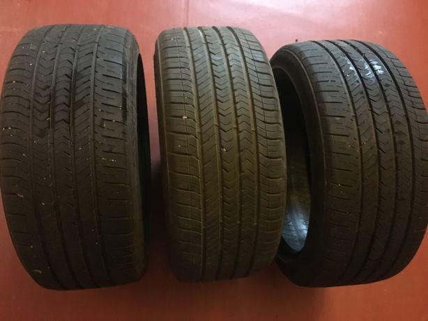 Продам шины Goodyear (2019) 1шт. и Gislaved (2018) 2шт. 235x40xR18
