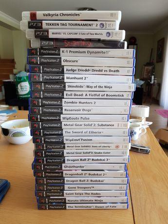 Jogos ps2 e ps3 - Títulos de coleção