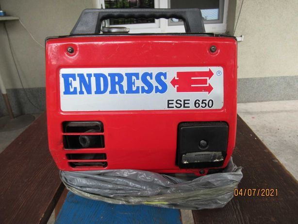 Agregat prądotwórczy Endress 650