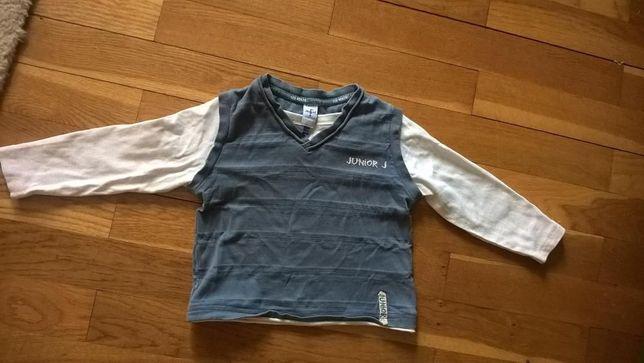 Bluza Junior J na 86cm