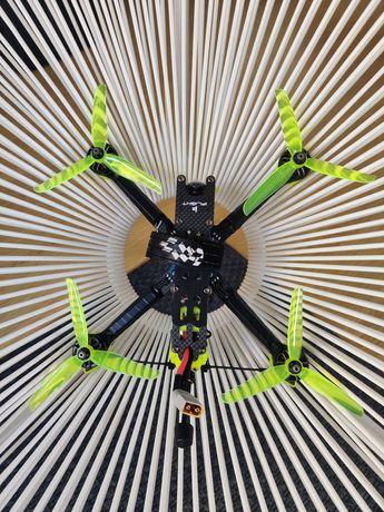 Drone FPV Iflight Nazgul5 v2 HD 6s