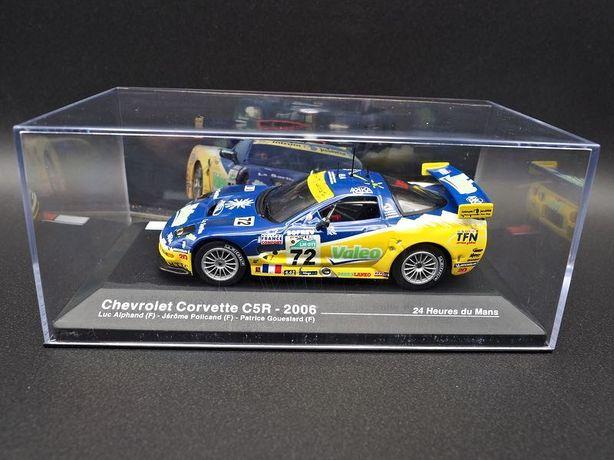 Chevrolet Corvette C5R Alphand/Policand/Goueslard 24hLeMans2006 1/43