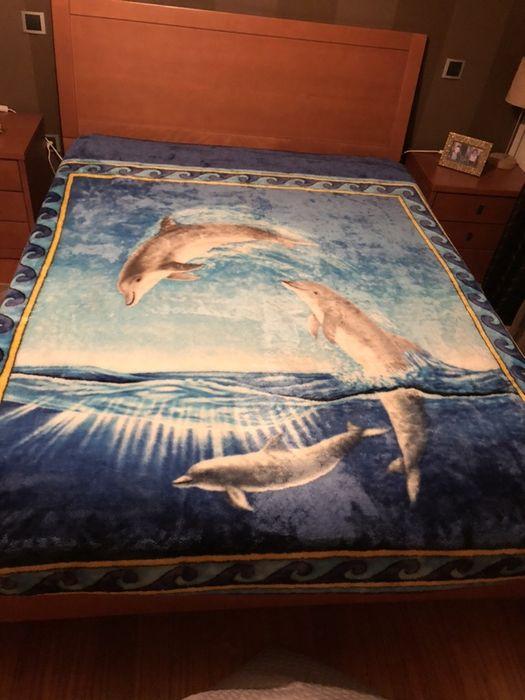 Cobertor 2.50*2.20m Póvoa De Varzim, Beiriz E Argivai - imagem 1
