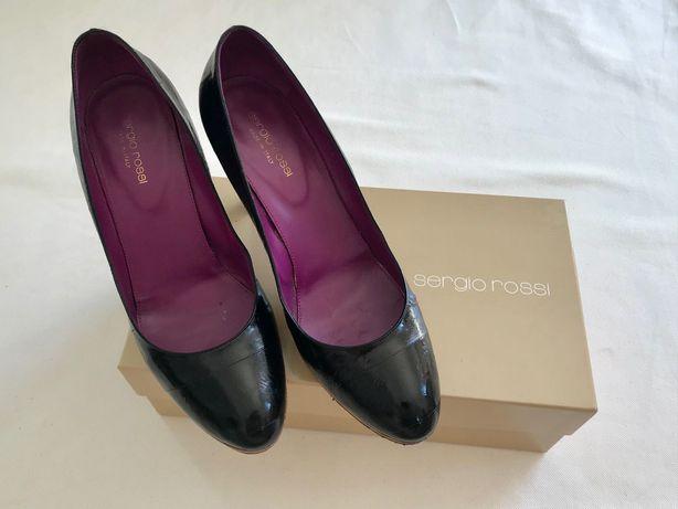 Sapatos Sergio Rossi tamanho italiano 40,5