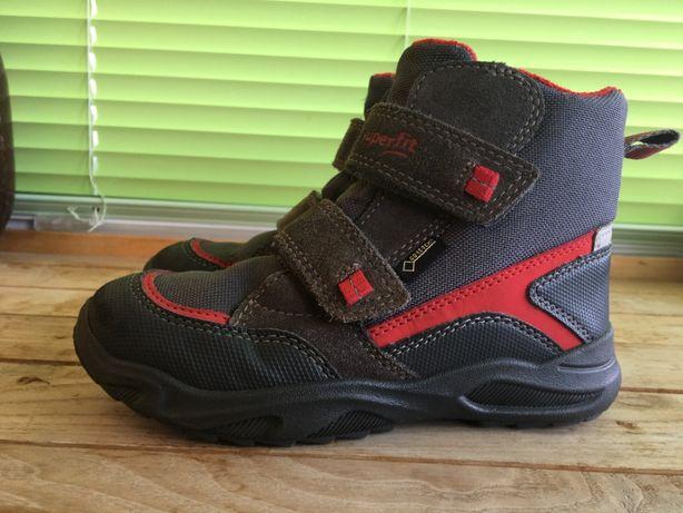 Зима черевики SuperFit Gore-Tex зимние сапожки на мальчика ботинки