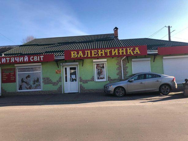 Продаж магазину в м. Баранівка