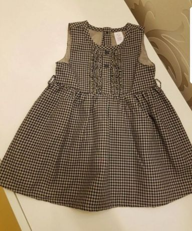 Платье 86 см рост Отличное состояние