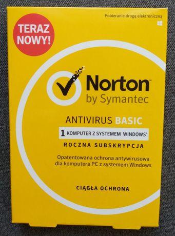 Norton AntiVirus Basic - Antywirus - Roczna Subskrypcja