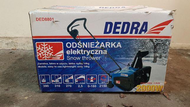 Odśnieżarka DEDRA 8801