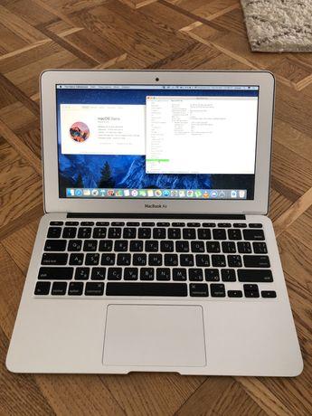 """MacBook Air 256 гб 11"""" Mid 2013"""