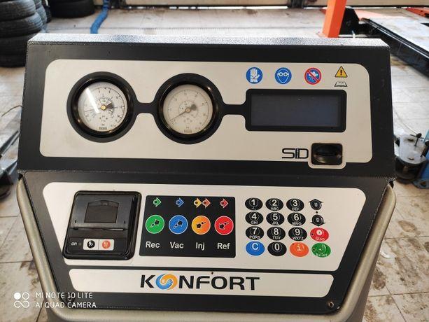 Stacja klimatyzacji Texa konfort k610e automat r134