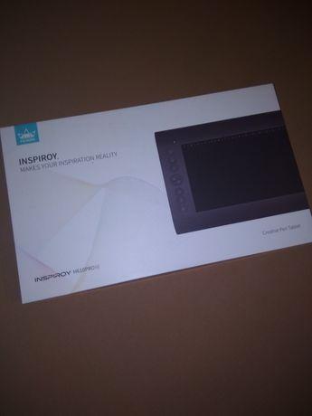 Продам графический планшет Huion  H610Pro V2 + перчатка