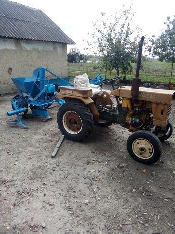 Міні трактор сінтай 120