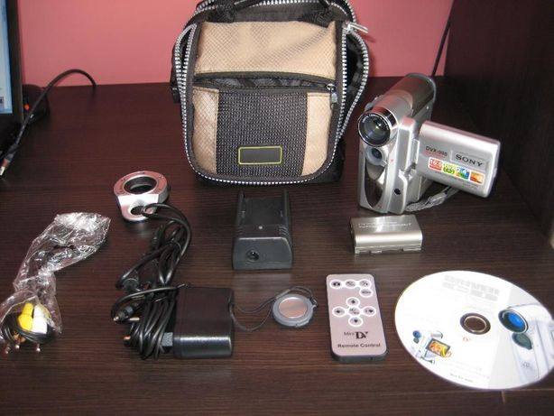 kamera sony dvx-900 NTSC/PAL
