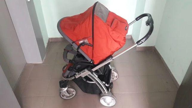 Универсальная коляска 2в1 iCoo Peak Air bossa nova
