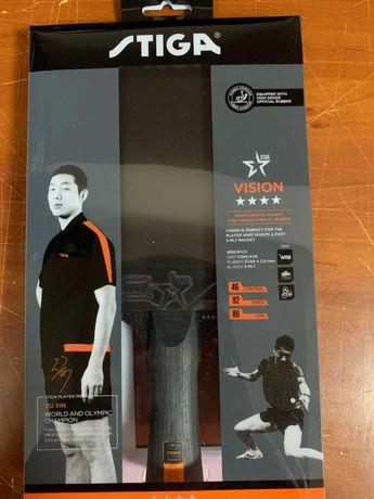 Ракетка для настольного тенниса Stiga Vision 4-Star