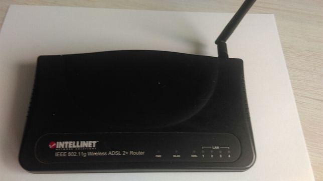 Modem router bezprzewodowy
