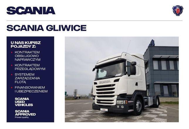 Scania R450LA4X2MNA EURO 6 RETARDER  Cena 215 000 PLN + VAT/ Dealer Scania Gliwice