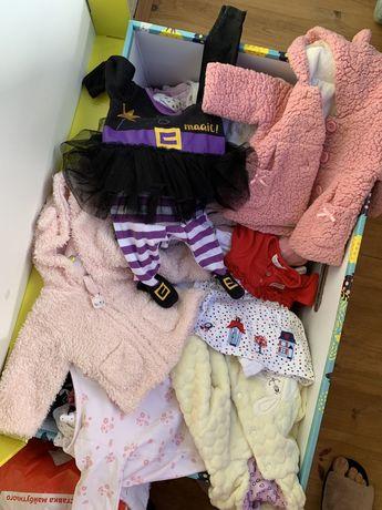 Пакет вещей на новорожденную 0-8 месяцев , вещи на новорожденного
