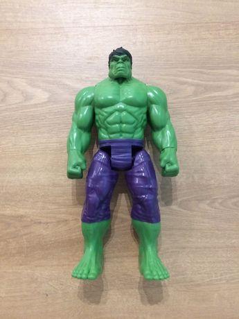 Figuras Marvel (Hasbro) Hulk / Homem-Aranha / Ultron / Capitão América