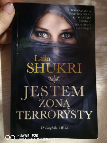 Książka jestem żoną terrorysty