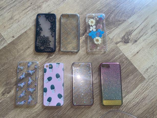Case Iphone 7 zestaw